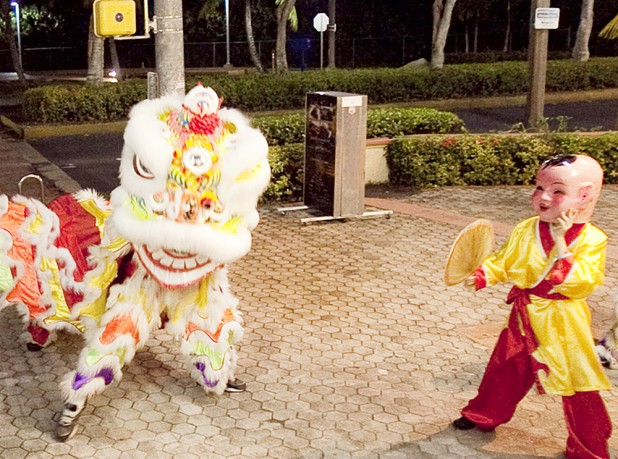 TSP Chiness New Year
