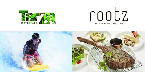 グアム City Hill(シティヒル) Tarza/rootz